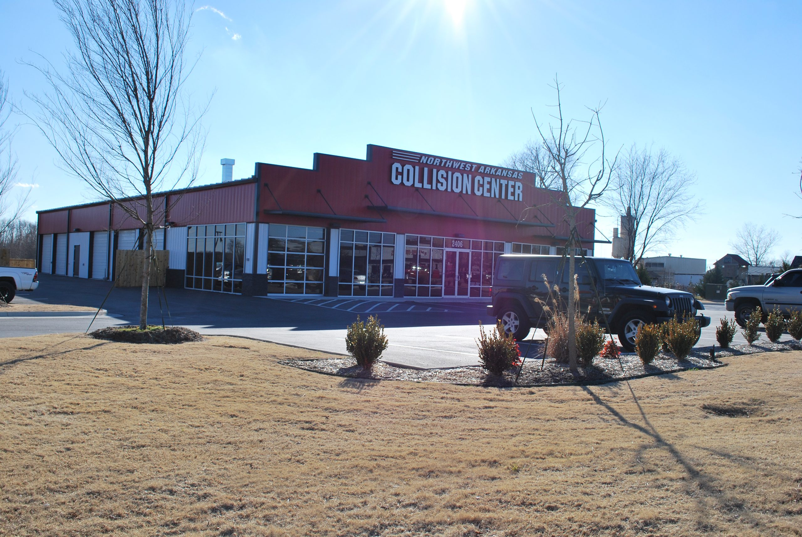 NWA Collision Center